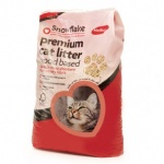 Snowflake Premium Cat Litter Wood Pellets 30L