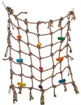 Zoo-Max Parrot Toy Net 30 Inch