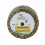 Natures Grub Mega Pecker Block Garlic Herbs & Seaweed