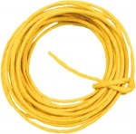 Paper Rope (per metre) - Yellow