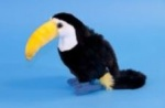 Toucan Soft Toy 21cm