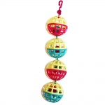 Multi Ball Bird Toy