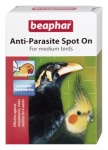 Beaphar Anti-Parasite Spot On – Medium (Parakeet)