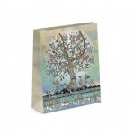 Bug Art Gift Bag Medium - Tree
