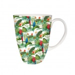 Tropical Macaws Boxed Mug