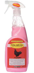 NetTex Total Mite Kill Liquid Ready to Use 750ml